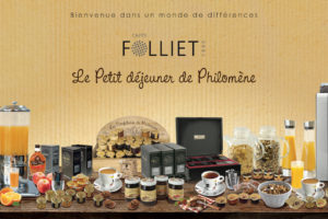Relations presse Cafés Folliet