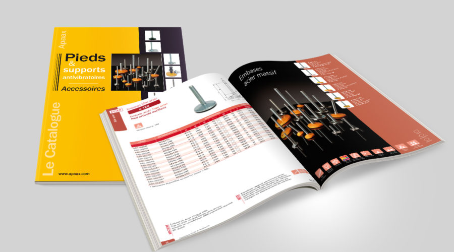 #Projetclient : APAAX composants industriels