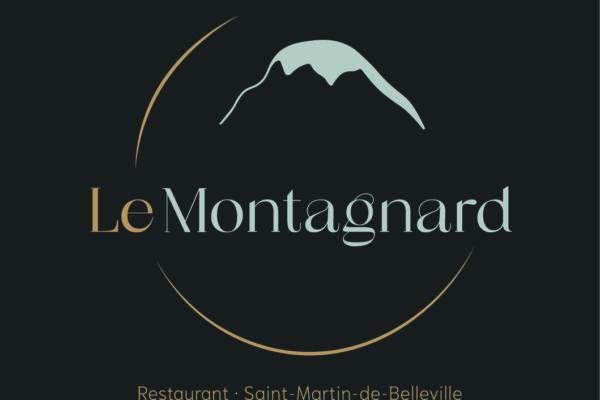 logo le restaurant le montagnard