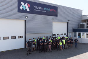 Mithieux devient Mithieux Metal Protect